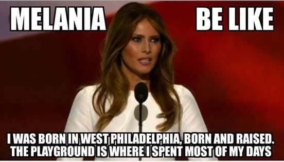 All Eyez On Memes: Melania Trump Plagiarized Michelle Obama