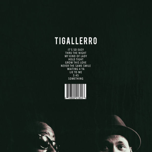 Phonte & Eric Roberson - Tigallerro Review