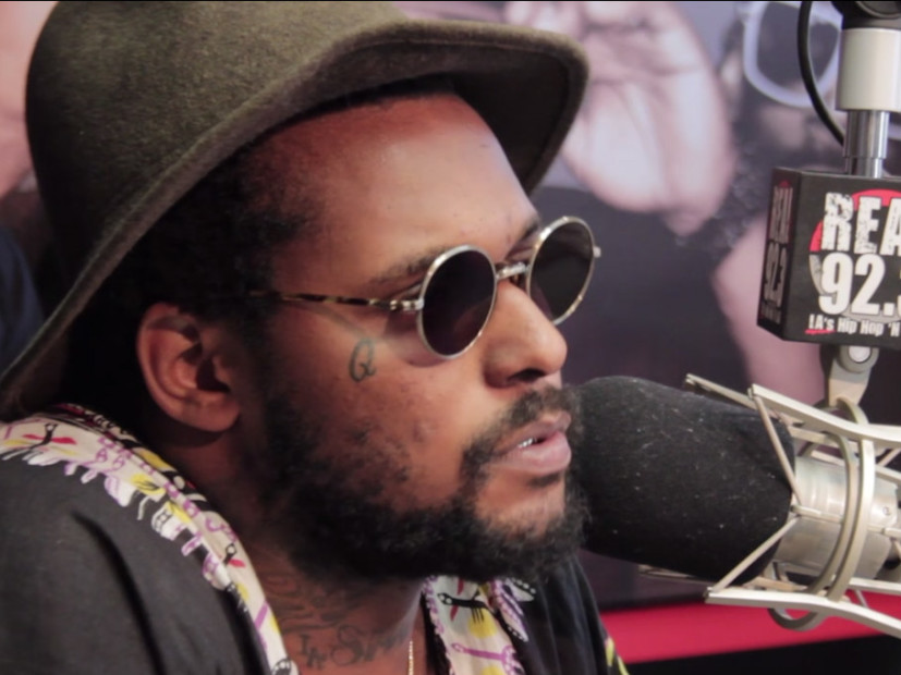 10 Gems From ScHoolboy Q's Heartfelt Interview