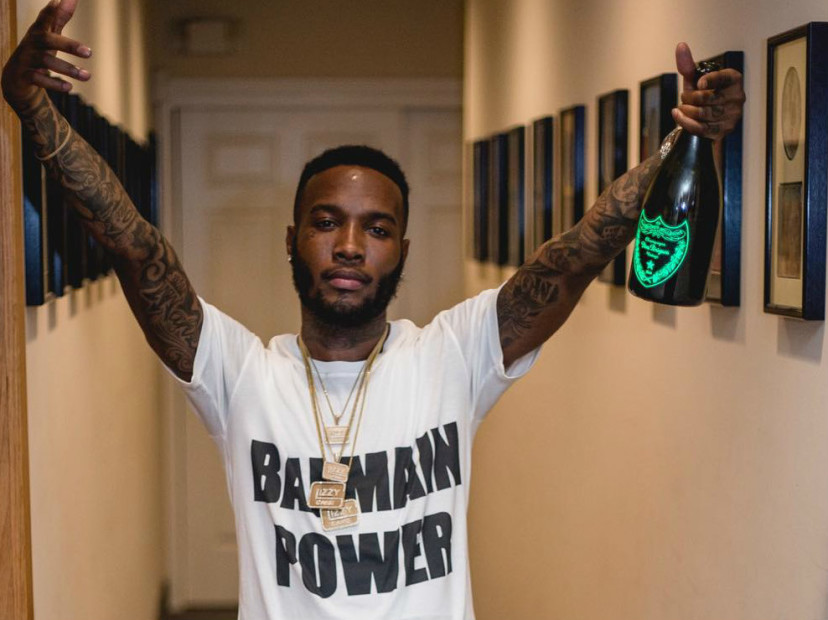"Shy Glizzy Talks Boss Moves On ""Young Jefe 2"" Mixtape"