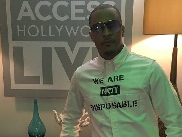 T.I. Details The Power Of Unity In The Black Community