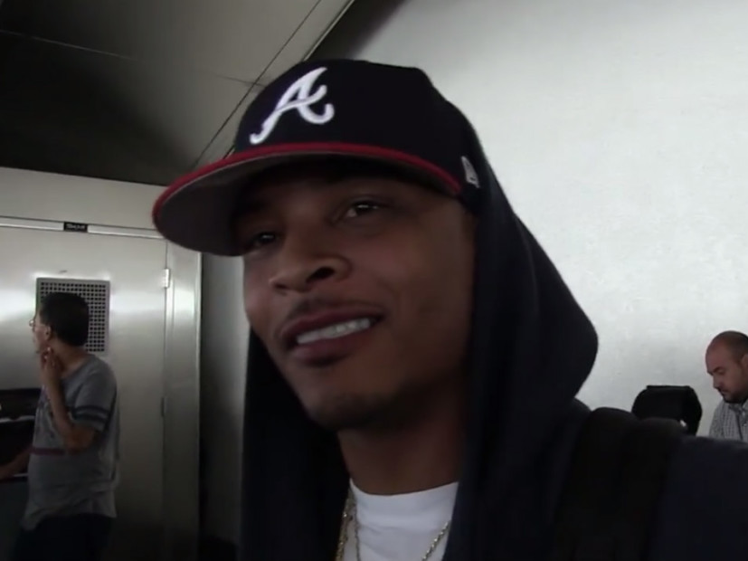 T.I. Says Black Lives Don't Matter To Donald Trump