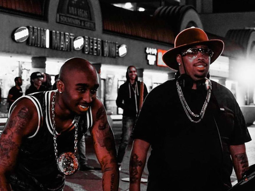 """Tupac """"All Eyez On Me"""" Film Reportedly Delayed, Daz Dillinger Responds"""