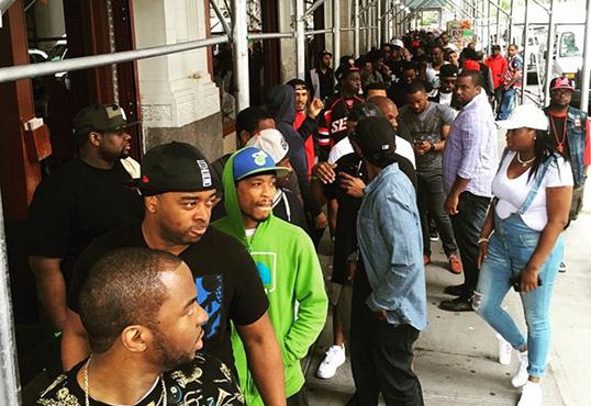 URL's Eric Beasley Talks The Challenges Of Rap Battles In
