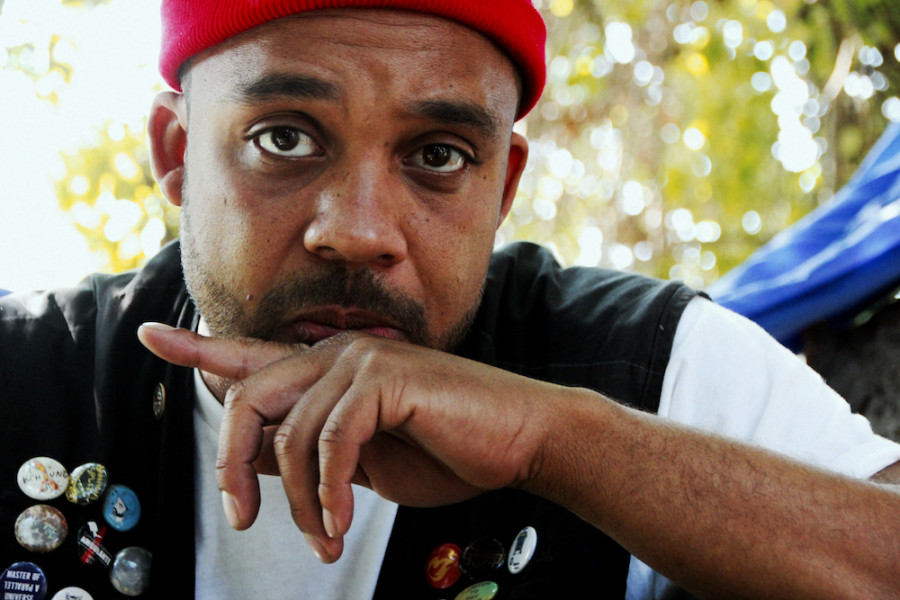 Meet VerBS: The Unlikely Super Soldier Of Los Angeles' Underground Hip Hop Scene