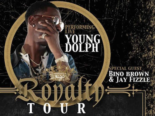 """Young Dolph Announces """"Royalty Tour"""" With Cap 1 & Paper Route Empire"""
