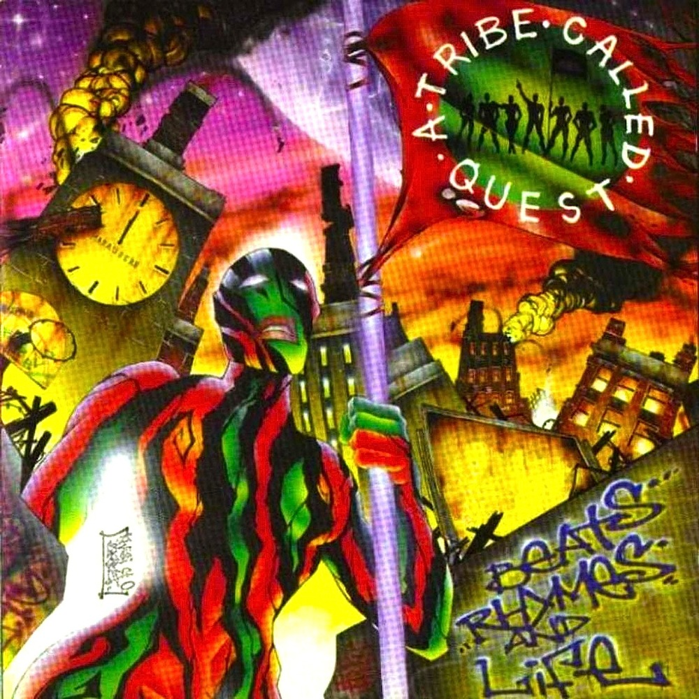 atcq beats rhymes and life