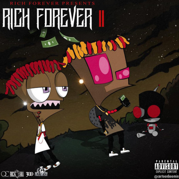 Rich The Kid - Rich Forever II Review