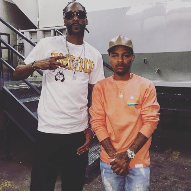 Snoop Dogg Named As Executive Producer For Shad Moss' Last Album