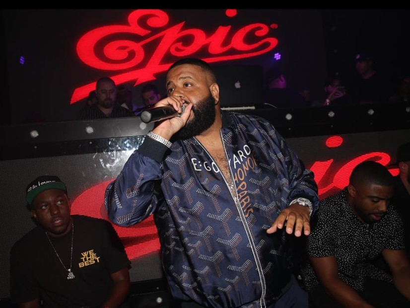 "Goyard Calls DJ Khaled's Custom Bomber Jacket ""A Total Fake"""