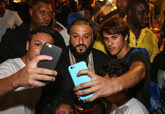 DJ Khaled Writes Inspirational Letter To His Fans