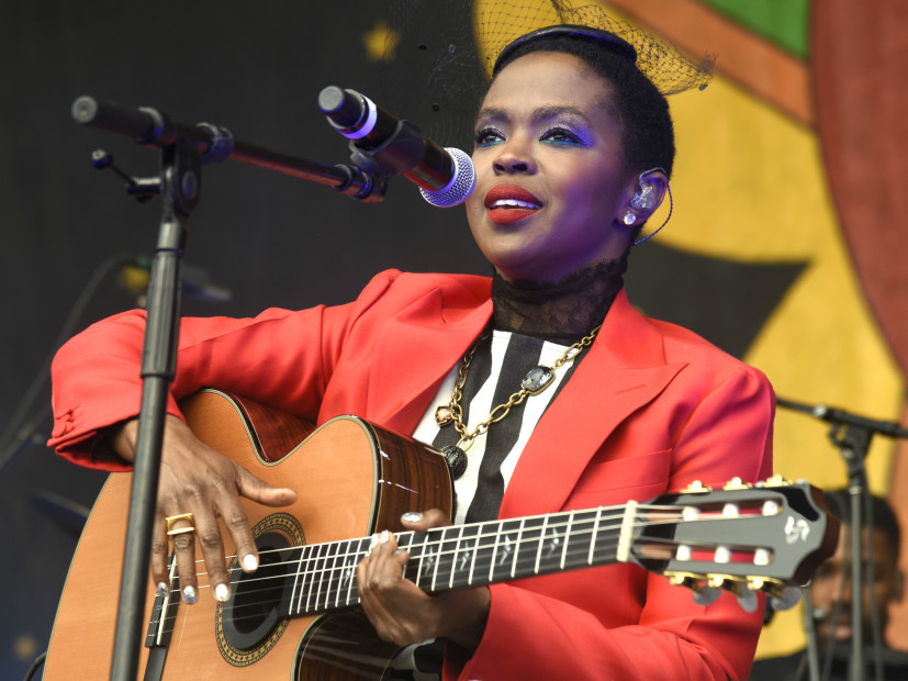 Nas & Dave Chappelle Among Openers For The Miseducation Of Lauryn Hill World Tour 2018