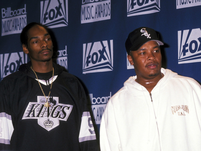 """Snoop Dogg, Dr. Dre & Suge Knight Are Being Sued For """"Ain't No Fun"""" 20 Years Later"""