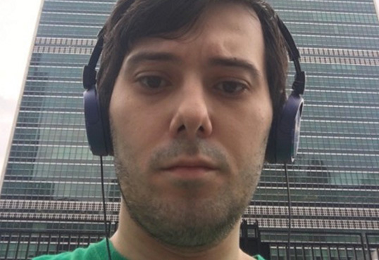 Martin Shkreli Claims He's Prepping Album With Ghostface Killah Diss Track