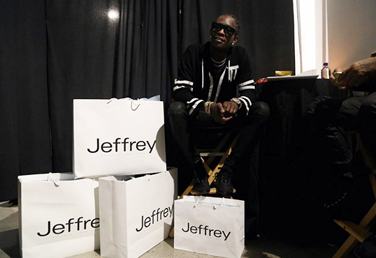 "Young Thug Drops ""Jeffery"" Tracklist & Apparently Has A New Name"