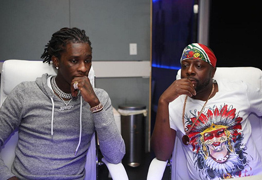"Young Thug Making Up For ""Jeffery"" Delay With New Song ... That Is Also Delayed"