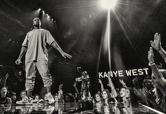 Kanye West Given Free Reign At This Weekend's MTV VMAs