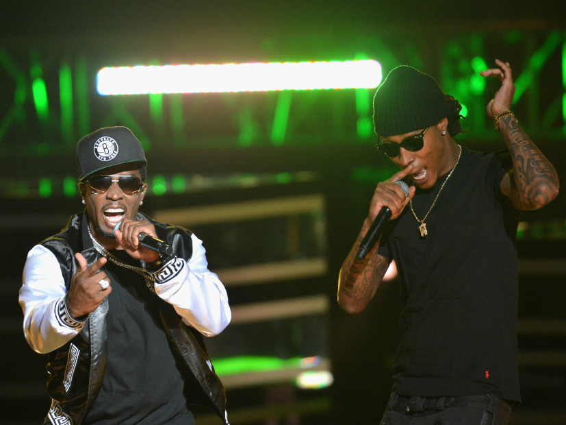 Future Calls Out Puff Daddy? 50 Cent Says So