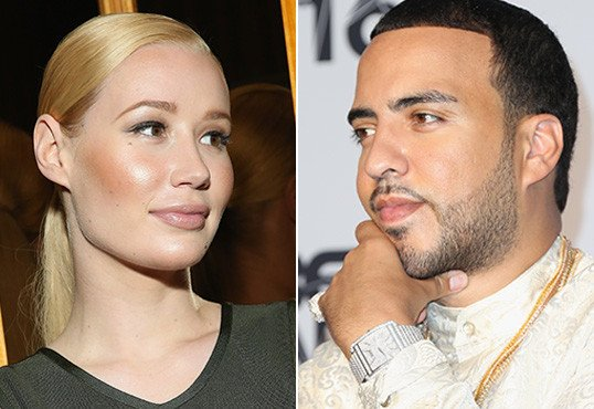 Iggy Azalea & French Montana Fuel Dating Rumors With Cabo Vacation