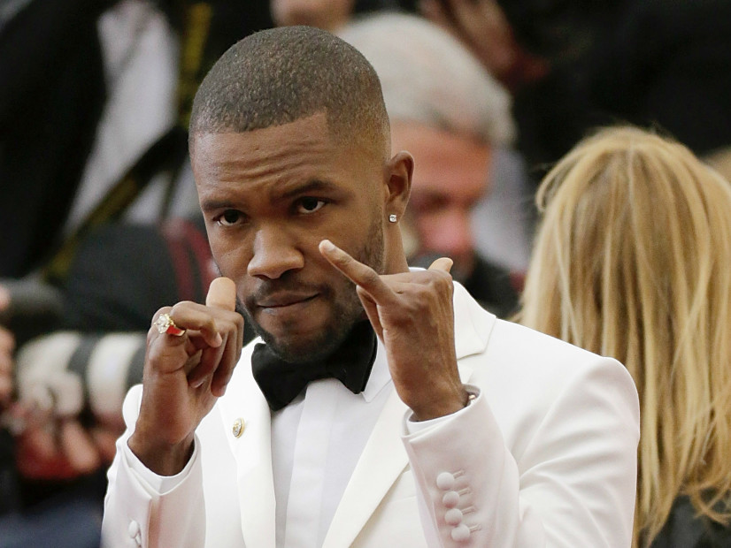 "Frank Ocean Is Self-Made Millionaire With ""Blonde"""