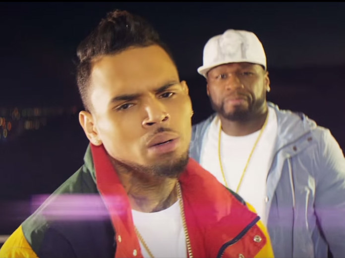 50 Cent Declares Support For Chris Brown After Arrest
