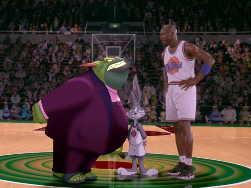 "Michael Jordan Names NBA Star He'd Pick For ""Space Jam 2"" & It's Not LeBron James"