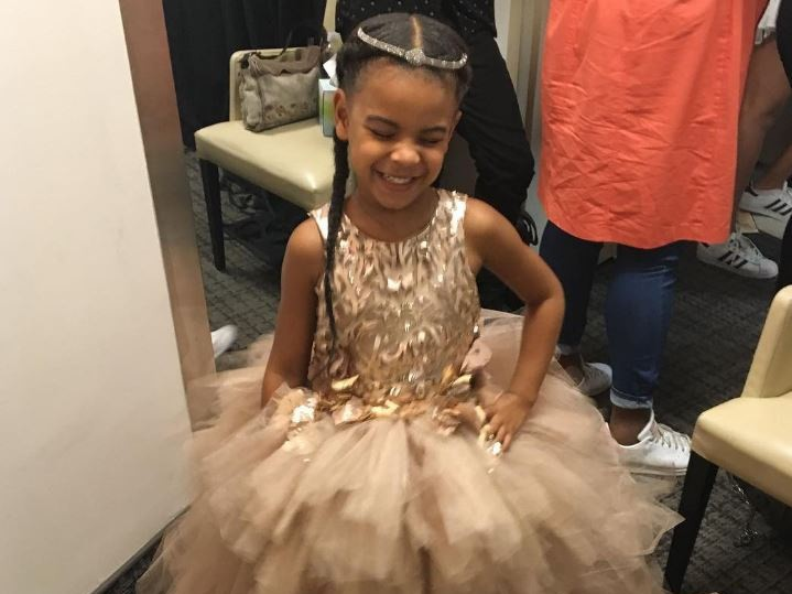 Blue Ivy's VMA Dress Cost $10,950