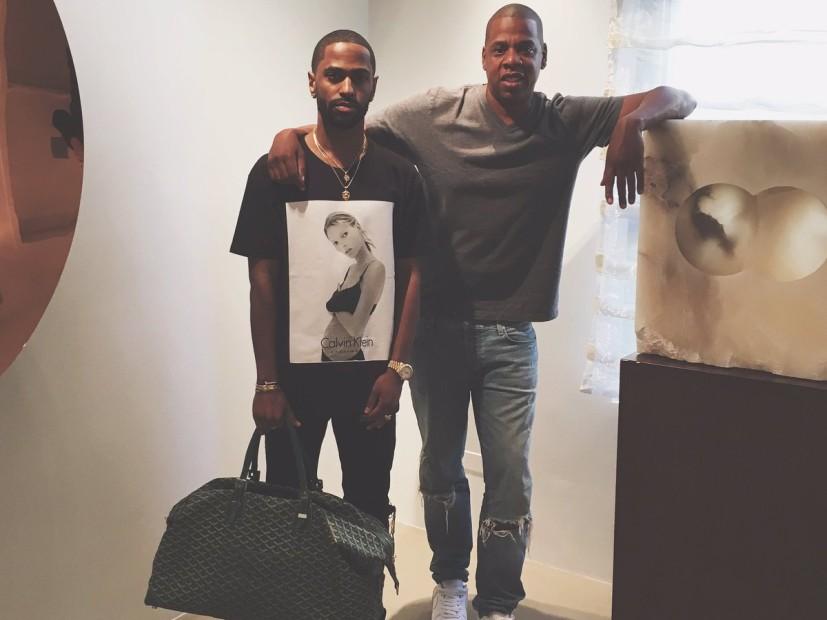Big Sean Looks To Jay Z & Rick Rubin For Feedback On His New Album