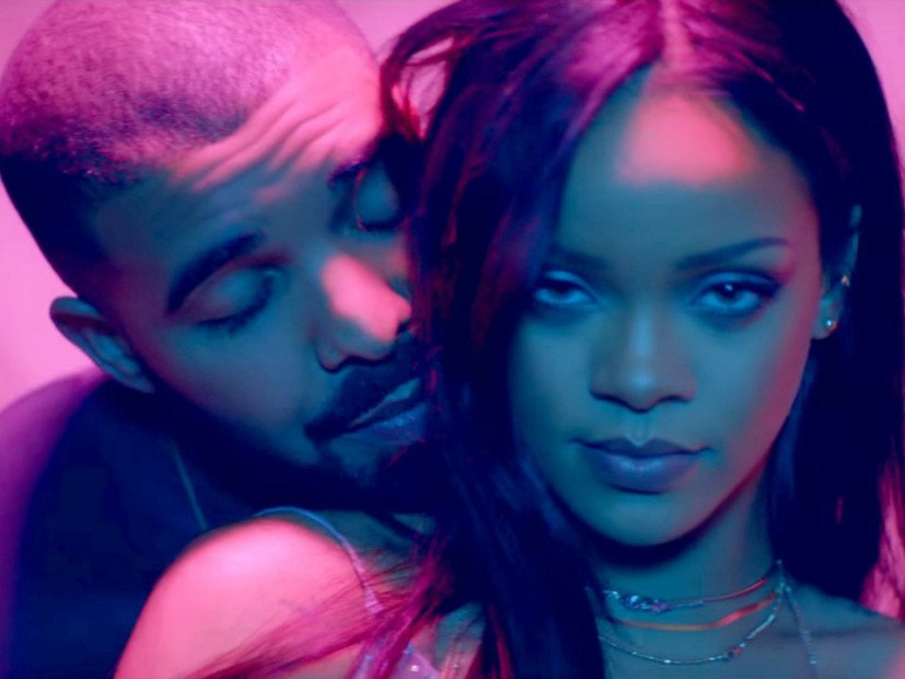 Drake Buys Rihanna Billboard To Congratulate Her On Video Vanguard Award