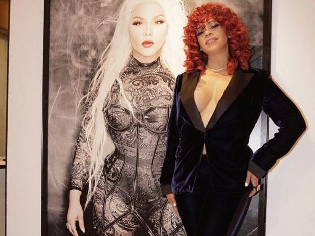 Faith Evans Hit With Lawsuit Over Bad Boy Family Reunion Stop