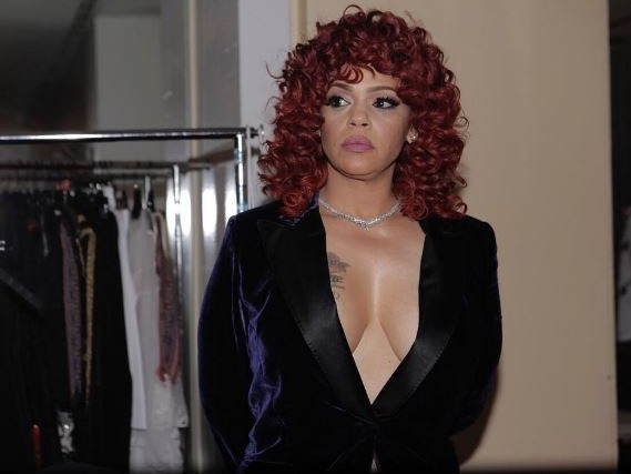 """Faith Evans Allegedly Used """"Gangsta-Movie"""" Quotes To Respond To Promoter"""