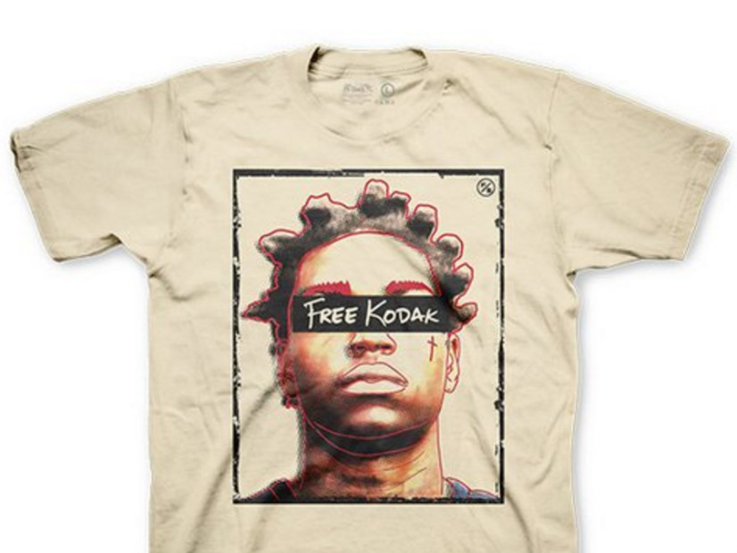 Free Kodak Black T-Shirts Are For Sale