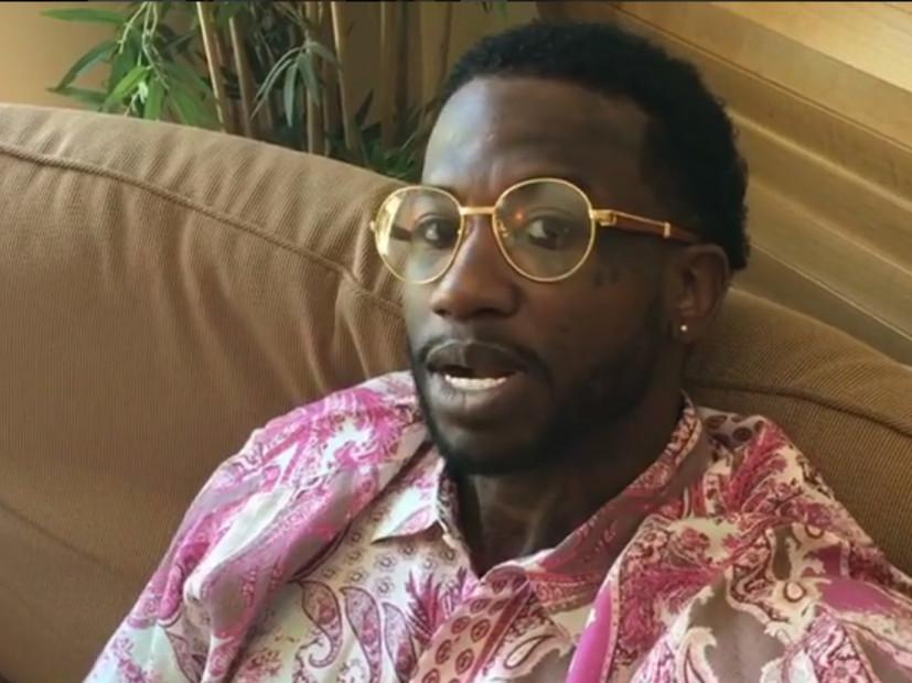 "Gucci Mane Talks Personal Fashion Evolution With ""Vogue"""