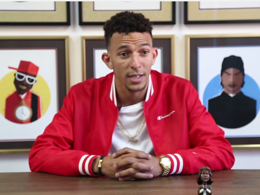 "Khleo Thomas Talks New Music & Why He's Perfectly Ok Being Known As Zero From ""Holes"""