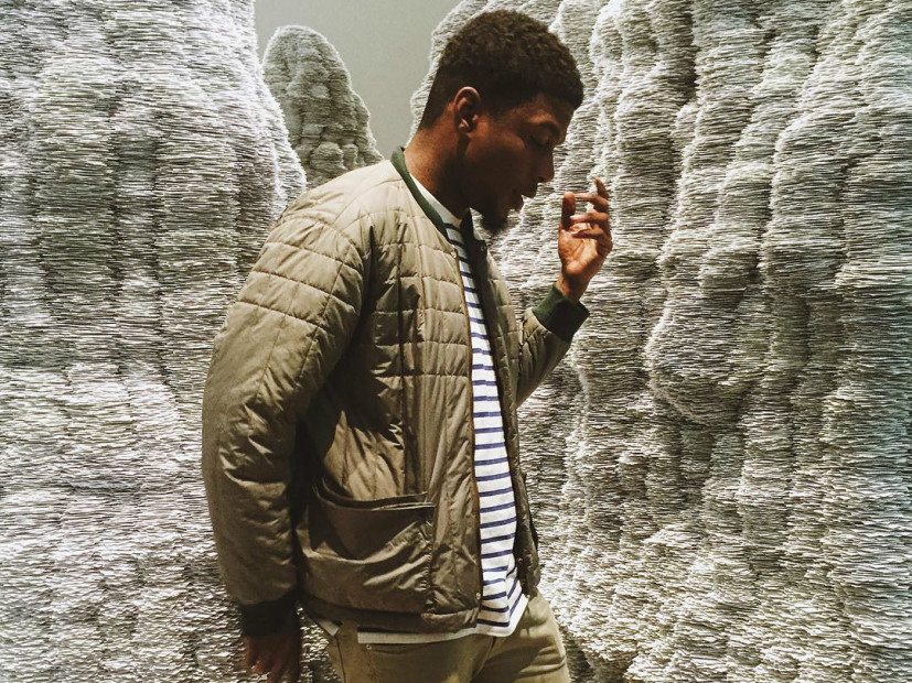 "Mick Jenkins Is Spreading Love With ""The Healing Component"" LP"