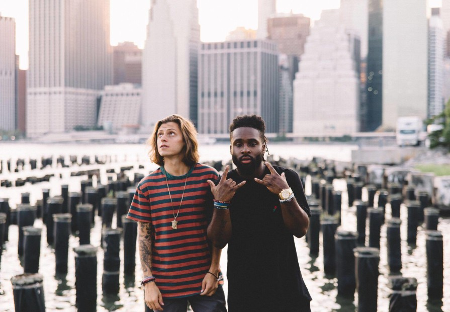 Internet Savvy Duo Moosh & Twist Are Inches Away From Stardom
