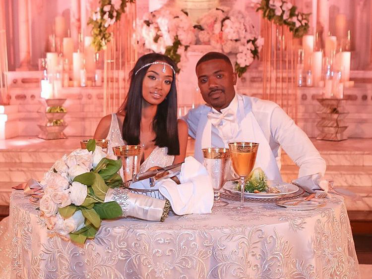 Ray J & Princess Love Tie The Knot