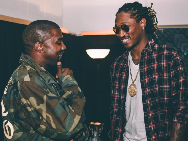 Future Has Been In The Studio Every Day For The Past 5 Years