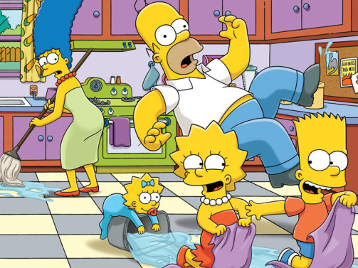 """The Simpsons"" To Air Hour-Long Hip Hop Episode"