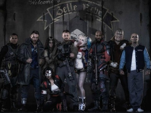 """Suicide Squad: The Album"" Available To Stream"