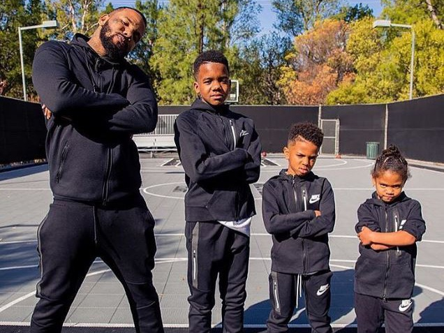 The Game & His Son Create Fundraiser For 3-Year-Old Shot In The Face