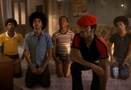 "Shameik Moore & Justice Smith Feel ""The Get Down"" Will Advance Cultural Appreciation"