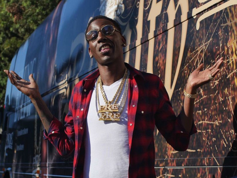 Young Dolph Gives Fired Duke Baristas $20K On Stage At Rolling Loud 2018
