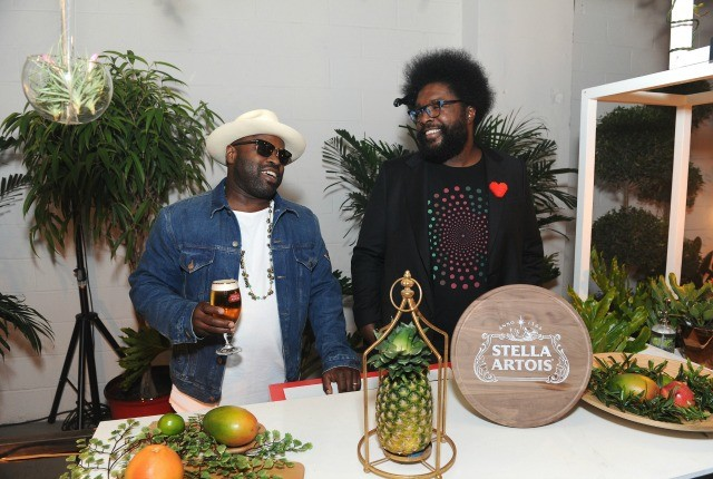 """The Roots Deliver """"Bittersweet"""" At NYC Stella Artois Dinner Series Event"""