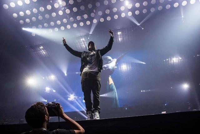 Eminem Helping Flint Students Get School Supplies