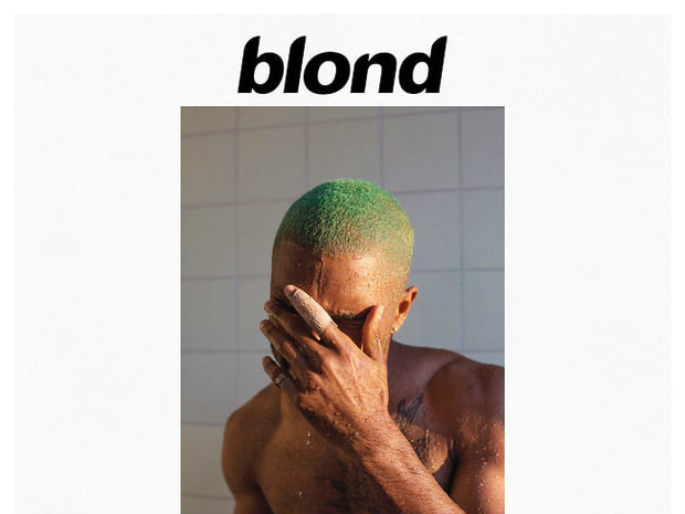 """Frank Ocean Earns First #1 Album With """"Blonde"""""""