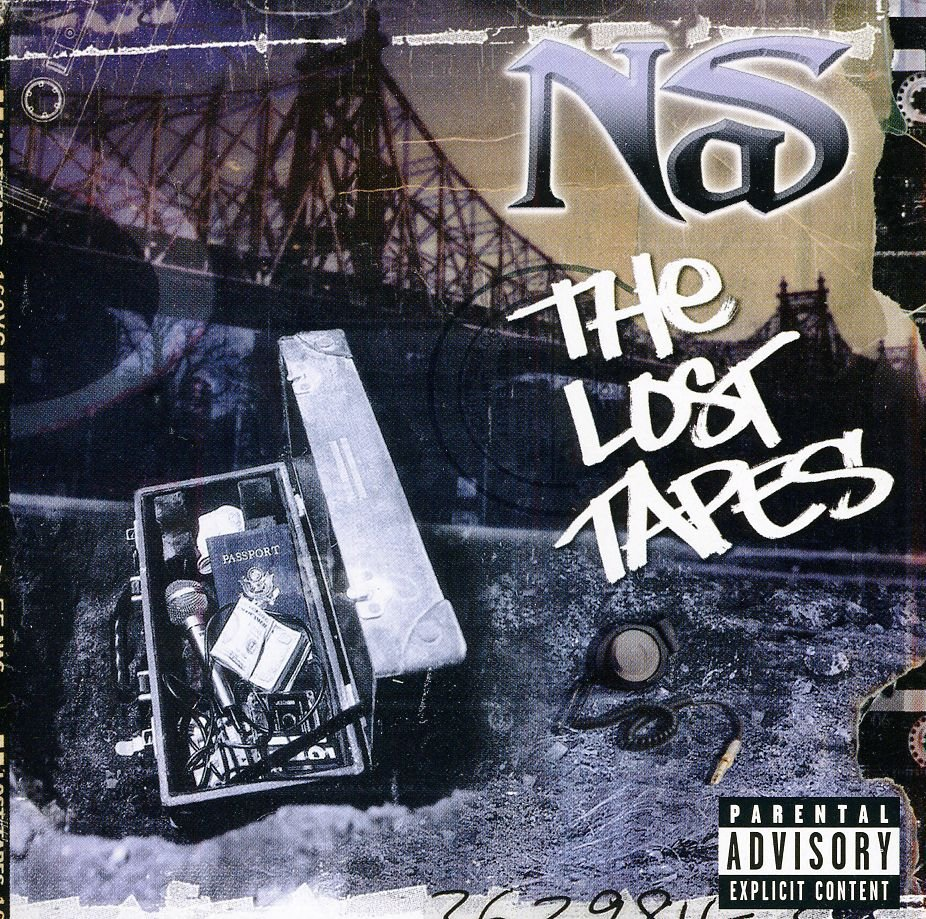nas the lost tapes album cover