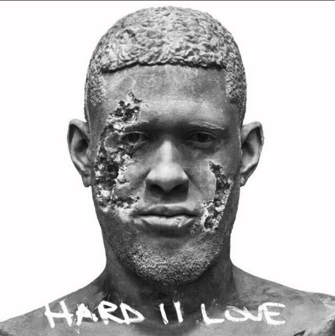 usher hard to love album cover