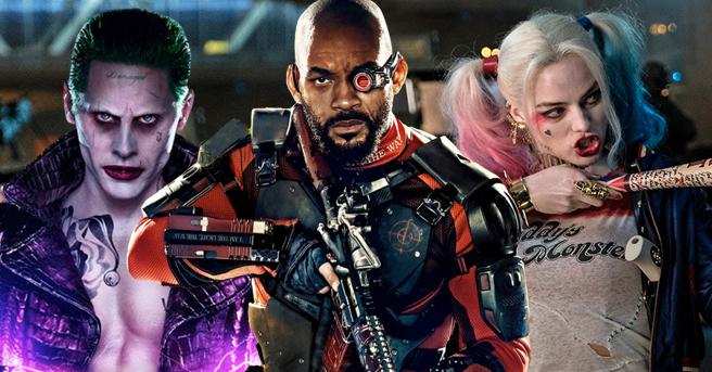 Suicide Squad Breaks Box Office Record Despite Lousy Reviews