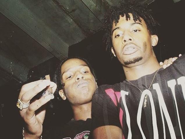 A$AP Rocky: Playboi Carti Signed To Interscope